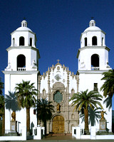 St Augustine Cathedral in Tucson